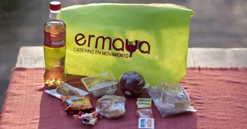 Ermaya • Servicios de Catering | En el camino